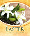 Premium Easter Bulletin: The Lord Is Risen Indeed