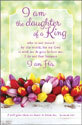 Standard Mother's Day Bulletin: Daughter of a King