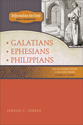 Reformation Heritage Bible Commentary: Galatians / Ephesians / Philippians