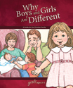 Why Boys and Girls are Different: For Girls Ages 3-5 - Learning About Sex