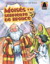 Libros Arco: Moisés y la serpiente de bronce (Arch Books: Moses and the Bronze Snake)