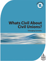 Changing Currents: What's Civil About Civil Unions?