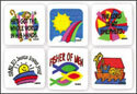Religious Eraser Assortment (Pack of 6)