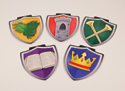 Shield Decor (Pack of 25) - VBS 2017
