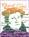 Martin Luther Poster in Typography