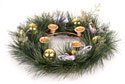 Advent Wreath 11""