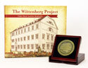 Wittenberg Project Medallion and Book Gift Set