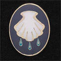 Baptism Pins (Pack of 12)
