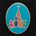 Attendance Pins (Pack of 12)