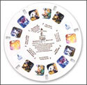 Fall 1 View-Master Reel Set - Growing in Christ Sunday School