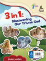 3 in 1: Discovering Our Triune God - Student Leaflet