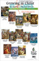 New Testament 2 Bible Story Poster Set - Donation