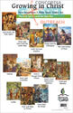 New Testament 5 Bible Story Poster Set - Donation