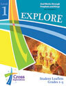 Explore Level 1 (Gr 1-3) Student Leaflet (OT4)