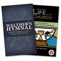 Walther's - Prayer & Hymnal Sets