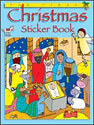 The First Christmas Sticker Book