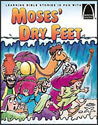 Moses' Dry Feet - Arch Books