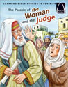 The Parable of the Woman and the Judge - Arch Books