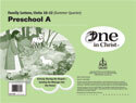 One in Christ - Preschool A Family Letter Packet (Units 10-12)