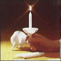 Candlelight Service Plastic Re-usable Holders (Pack of 25)