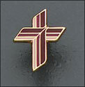 LCMS Congregational Witness Pin (Pkg of 50)