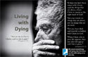 Living with Dying/Life Sunday Bulletin Insert