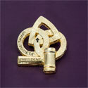 Pin - Society Past President Gold Tone