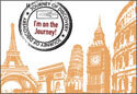 Journey of Dis. Luggage Tags (Pack of 10)