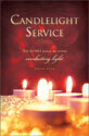 Standard Christmas Bulletin: Candlelight Service