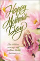 Standard Mother's Day Bulletin: Her Children Arise Up
